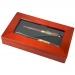 Элитная подарочная авторучка и нож для конвертов S73-269 BL Albero Ode