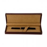 Набір подарунковий ручка пір'яна футляр Bookworm В-1216-2