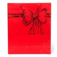 Пакет бумажный 27*32*9 С58 (микс 3 цвета)