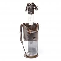 Подставка для винных бутылок Человек с тростью ПМБ-22