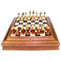 Шахматы классические 141MW-280AW Italfama