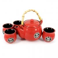 Керамический чайный сервиз А016