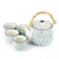 Чайний набір на 4 персони білий А017