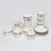 Чайный сервиз из фарфора 9920 Darunok
