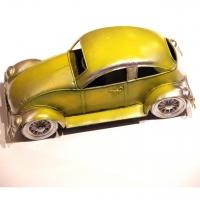 Модель автомобиля Volkvsagen Фольксваген жук Retro Decos