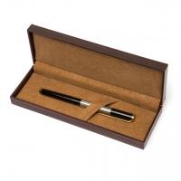 Набор подарочный ручка перьевая футляр Bookworm В-1216-1