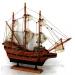 Модель старинного корабля 40 см А026В