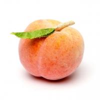 Искусственный персик F5