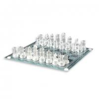 Шахматы стеклянные большие GJ01 Lucky Gamer