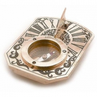 Компас с солнечными часами NT.5080