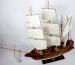 Большая модель парусного корабля из дерева 150 см Revenge 57586-150