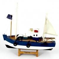 Модель рибальського корабля сейнера 30 см YC30