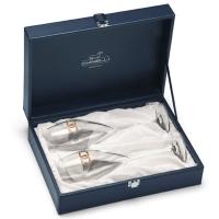 Весільні келихи для шампанського 2 шт Chinelli