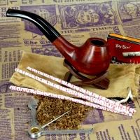 Трубка для куріння з рожевого дерева D Brand 082