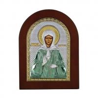 Икона Святая Матрона MA/E1112-ΕX-C Prince Silvero