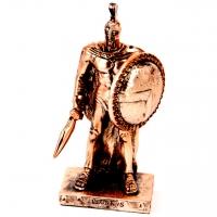 Статуэтка спартанского воина короля Леонида из фильма 300 спартанцев T1597
