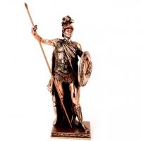 Статуетка воїна Стародавньої Греції зі списом T106-1