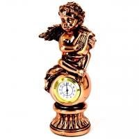 Настільний годинник статуетка ангела T1329
