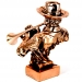 Статуэтка трубача джазового музыканта T1614