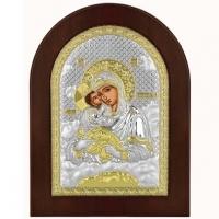 Почаївська ікона Божої Матері MA/E1151BX Prince Silvero