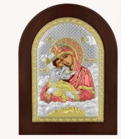 Икона Божьей Матери Почаевская MA/E1151BX-C Prince Silvero