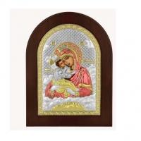 Икона Богородицы Почаевская MA/E1151DX-C Prince Silvero