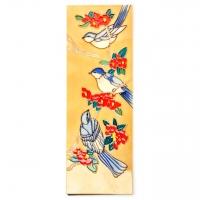 Панно на стену керамика Птички №4-1