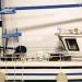 Модель корабля рыбацкий сейнер 65см 9110-65