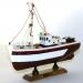 Модель рыбацкого корабля траулера Carmen 88142-20