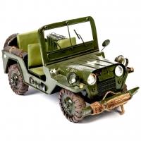Модель внедорожного автомобиля CJ10469 Decos