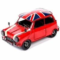 Модель автомобиля Rover Mini Cooper CJ127269 Decos