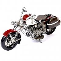 Модель мотоцикла байка CJ100400 Decos