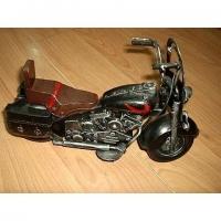 Модель мотоцикла металлическая ММ4 №4 Decos