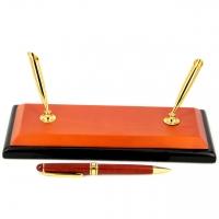 Набор с подставками под подарочную ручку 1019-01