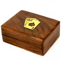Пластиковые игральные карты Poker club WB-109B Lucky Gamer