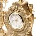 Каминные часы и 2 канделябра на 3 свечи 02-80.327 Alberti Livio