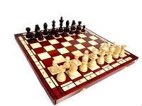 Шахи турнірні дерев'яні 98