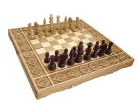 Шахматы резные 100A