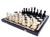 Шахматы из дерева 114 Madon