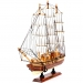 Модель корабля из дерева 34 см 6806G