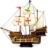Модель корабля Santa Maria 34 см SH34134G Two Captains