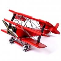 Модель старинного самолета 8319