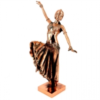 Статуэтка танцующая девушка z451
