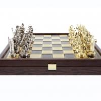 """Шахматы """"Ренессанс"""" в деревянной коробке SK9BRO"""