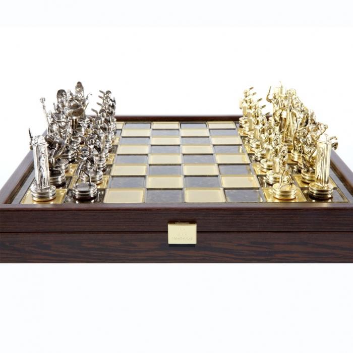 "Шахматы ""Ренессанс"" в деревянной коробке SK9BRO Manopoulos"