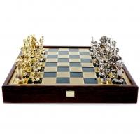Шахматы Греко Римский период в деревянном кейсе SK11GRE