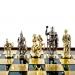 Шахматы Греко Римский период в деревянном кейсе SK11GRE Manopoulos