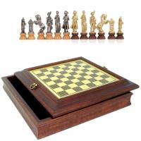Шахи подарункові елітні Наполеон 161MW 282BW Italfama