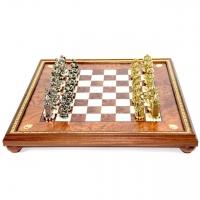 Шахматы подарочные элитные Мушкетеры 84M 431RS Italfama