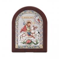 Икона Георгия Победоносца 84128 3LCOL Valenti